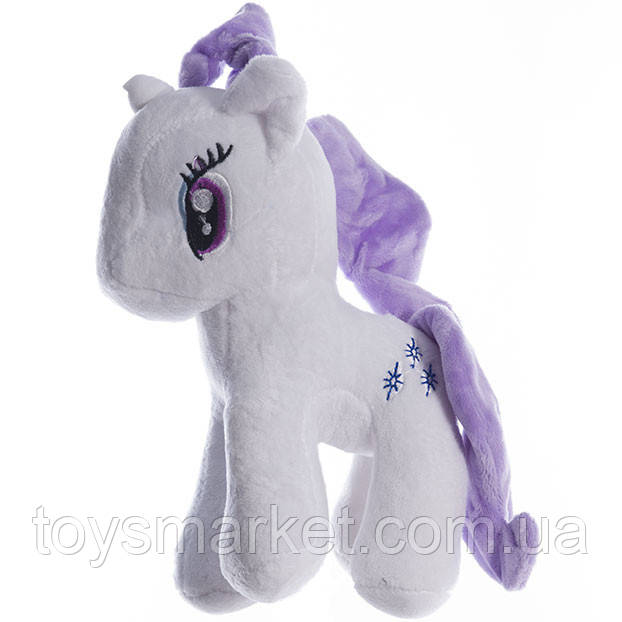 Детская мягкая игрушка Пони белая