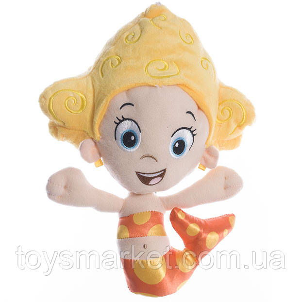 Мягкая игрушка Дина, Гуппи и пузырики