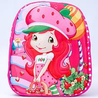 Детский рюкзак,Ягодка,розовый
