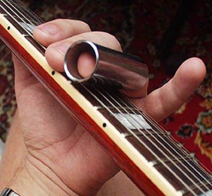 Слайд (Ботлнек) Brass Slides для игры на Гитаре