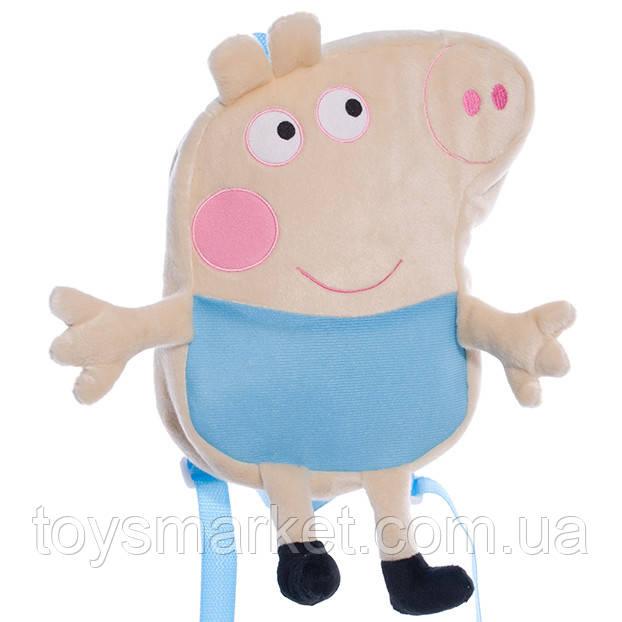Детский рюкзак свинка Джордж