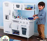 Детская игровая кухня KidKraft White Vintage 53208