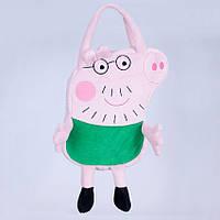 Детская сумка папа Свин (копия)