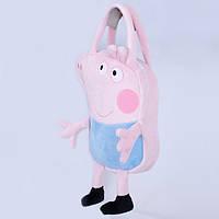Детская сумка,свинка Пеппа,Джордж
