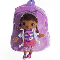 Детский рюкзак,кукла Дотти,фиолетовый