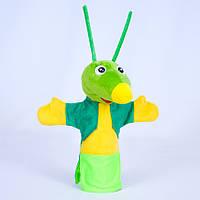 Детская мягкая игрушка,рукавичка,сверчёк,Кузя