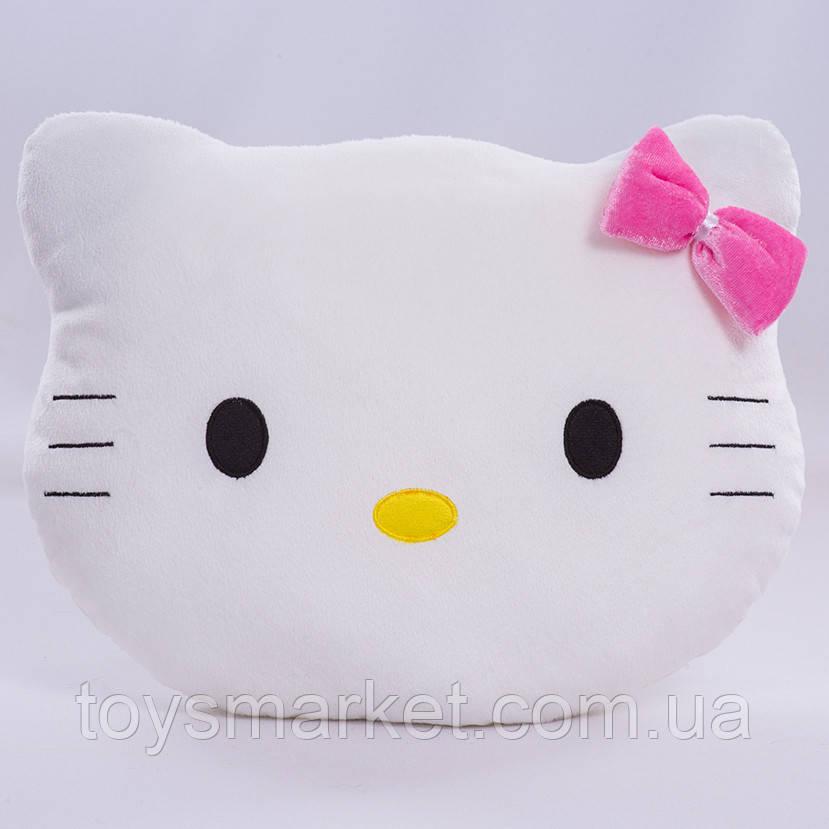Детская подушка котик Китти
