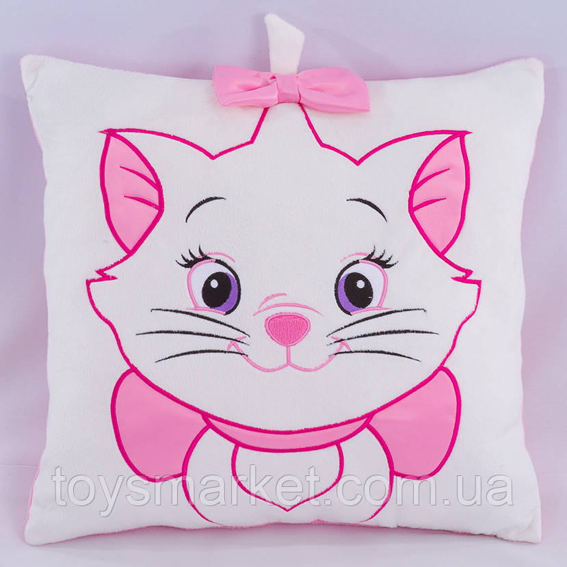Детская подушка Котенок