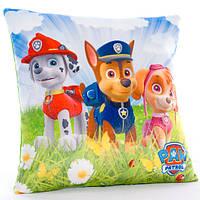 Детская подушка,щенячий патруль
