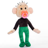 Детская мягкая игрушка,обезьянка Малыш