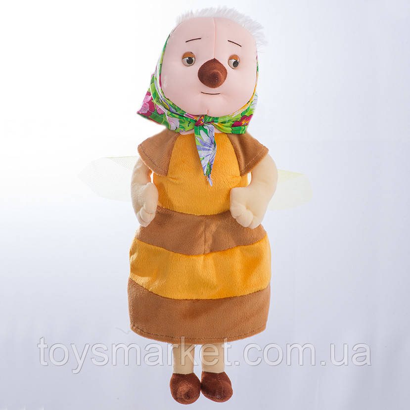 Детская мягкая игрушка,Бабушка
