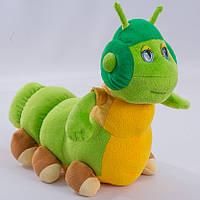 Детская мягкая игрушка,гусеница Вупсень