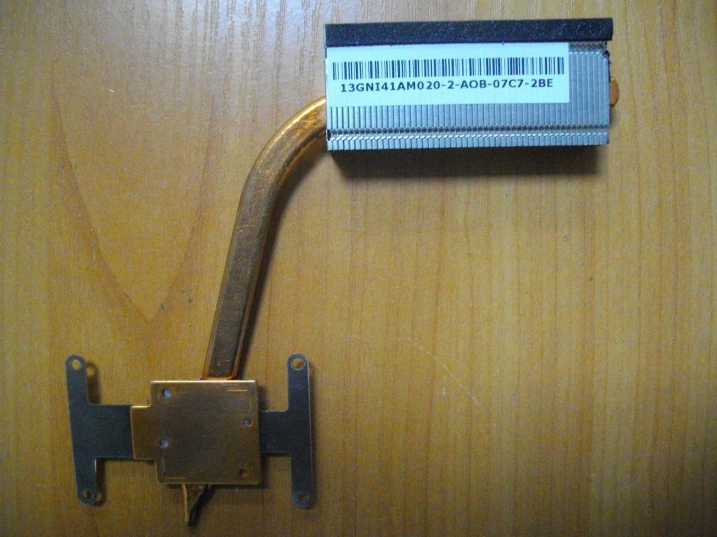 Радиатор видеокарты Охлаждение Asus F3