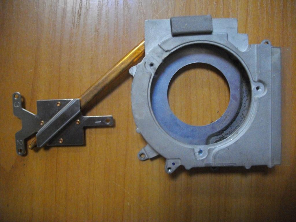 Радиатор процессора Охлаждение Asus F3