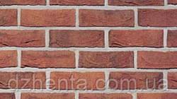 Кирпич лицевой Formback красный пестрый ручной формовки WDF