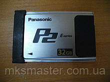 PANASONIC AJ-P2E032XG 32GB E series