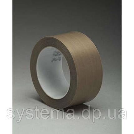 3M™ Scotch® 5453 - Клейкая, высокотемпературная лента, тефлон, 305х0,21 мм, рулон 33 м, фото 2