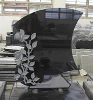 Памятник с розами ПГ - 111