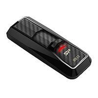 USB 3.0 флешка SiliconPower Blaze B50 16Gb Black ( SP016GBUF3B50V1K )