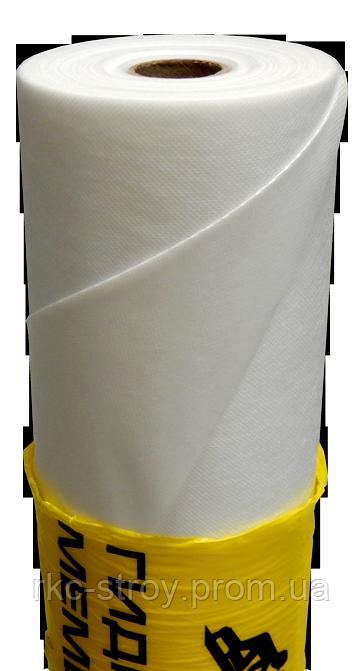 Гидроизоляционные мембраны 80г/м.кв. (гидроизоляция, гидробарьер) РУФЕР Roofer - «Коттедж» студия строительной комплектации в Днепре