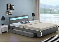 Ліжко BILBAO 180х200 см. з LED підсвіткою