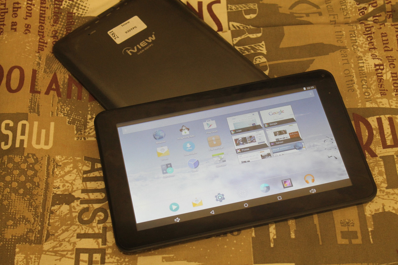 IVIEW SUPRAPAD 910 TPC TABLET WINDOWS 8