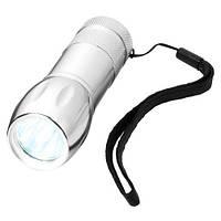 Карманный алюминиевый фонарик