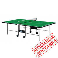 Теннисный стол Gsi-Sport Athletic Strong Green, фото 1