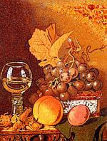 Картина из янтаря Натюрморт №1
