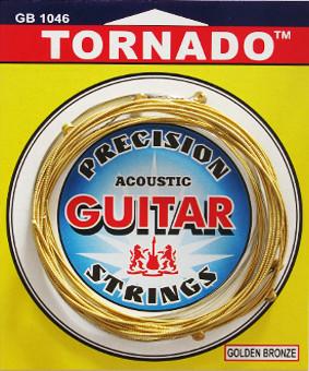 Супер Струны для акустической Гитары Tornado 1046