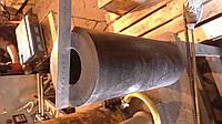 Ролик диаметр 159 мм длина 380 - 460