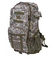Рюкзак Туристический нейлон Innturt Large A1021-1 camouflage, рюкзак качественный, рюкзак вместительный