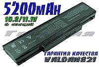Аккумулятор батарея MAXDATA Pro 8100IS 600IW 6100IW MSI CR400X CX420 EX400 GX620 M660 M670 PX600 VR440 VR600
