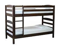 """Двухъярусная деревянная кровать """"Л 303"""""""