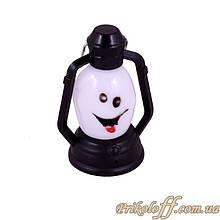 Прикольный фонарик светильник «Привидение»
