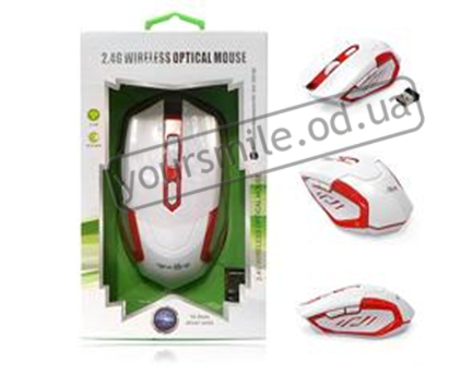 Мышь компьютерная БЕСПРОВОДНАЯ WB-705 Wireless