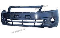 Бампер ВАЗ-2190 Гранта передний (люкс) (под п.т.ф.)