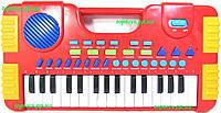 Синтезатор детский пианино 32клавиши 8инструментов