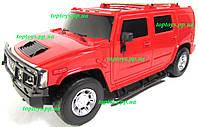 Машина на р/у Джип Hummer Хаммер, 24см, акб, свет