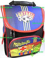 Рюкзак каркасный ортопедический школьный Футбол