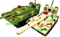 Танковый бой, 2 танка на радиоуправлении, Акция!