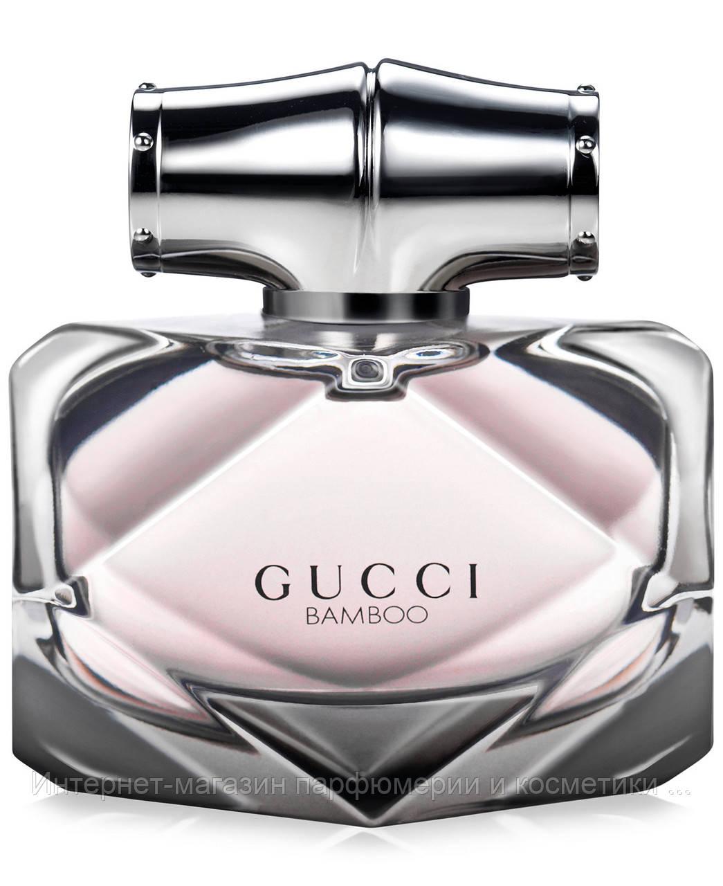 Gucci Bamboo edp 75 ml TESTER - Интернет-магазин парфюмерии и косметики  «Кладовая Ароматов fdad128be5e58