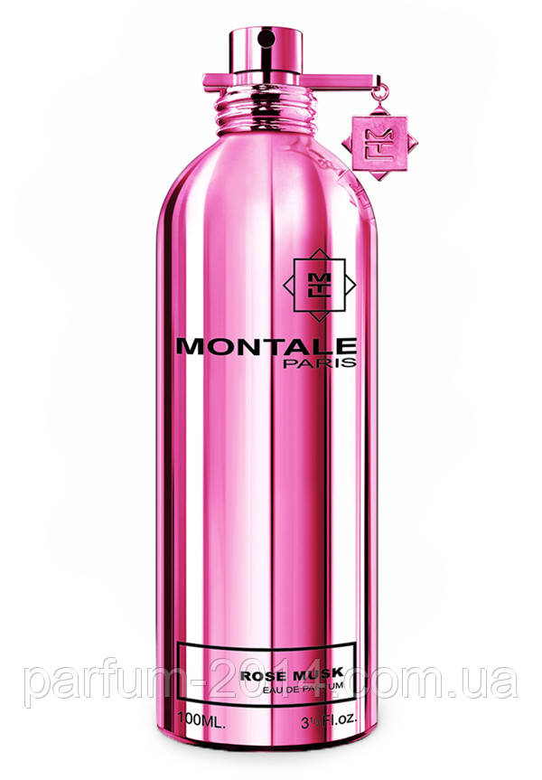 Парфюмированная унисекс вода Montale Roses Musk 100 ml + 5 ml в подарок (реплика)