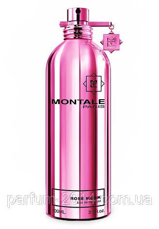 Парфюмированная унисекс вода Montale Roses Musk 100 ml + 5 ml в подарок (реплика), фото 2