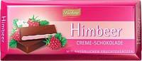 Шоколад черный Böhme Himbeer Creme Schokolade с малиновой начинкой 100г, фото 1