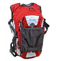 Рюкзак Туристический нейлон Royal Mountain 1457 red, рюкзак с красной окраской, рюкзак на рыбалку,охоту