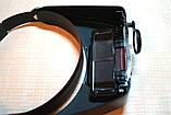 Бинокулярная лупа, с возможностью регулировки подсветки, фото 2