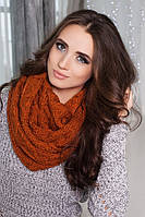 Зимний женский Снуд «Лисет» есть разные цвета