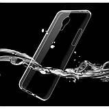 Бампер прозрачный Meizu M2 Note в Украине, фото 5