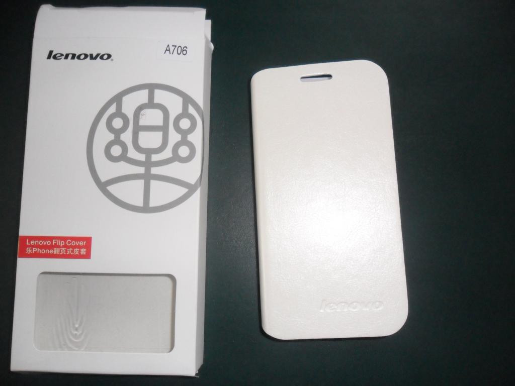 Оригинальный чехол для Lenovo A706 в Украине!!!